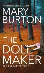 The cover of Mary Burton's The Dollmaker