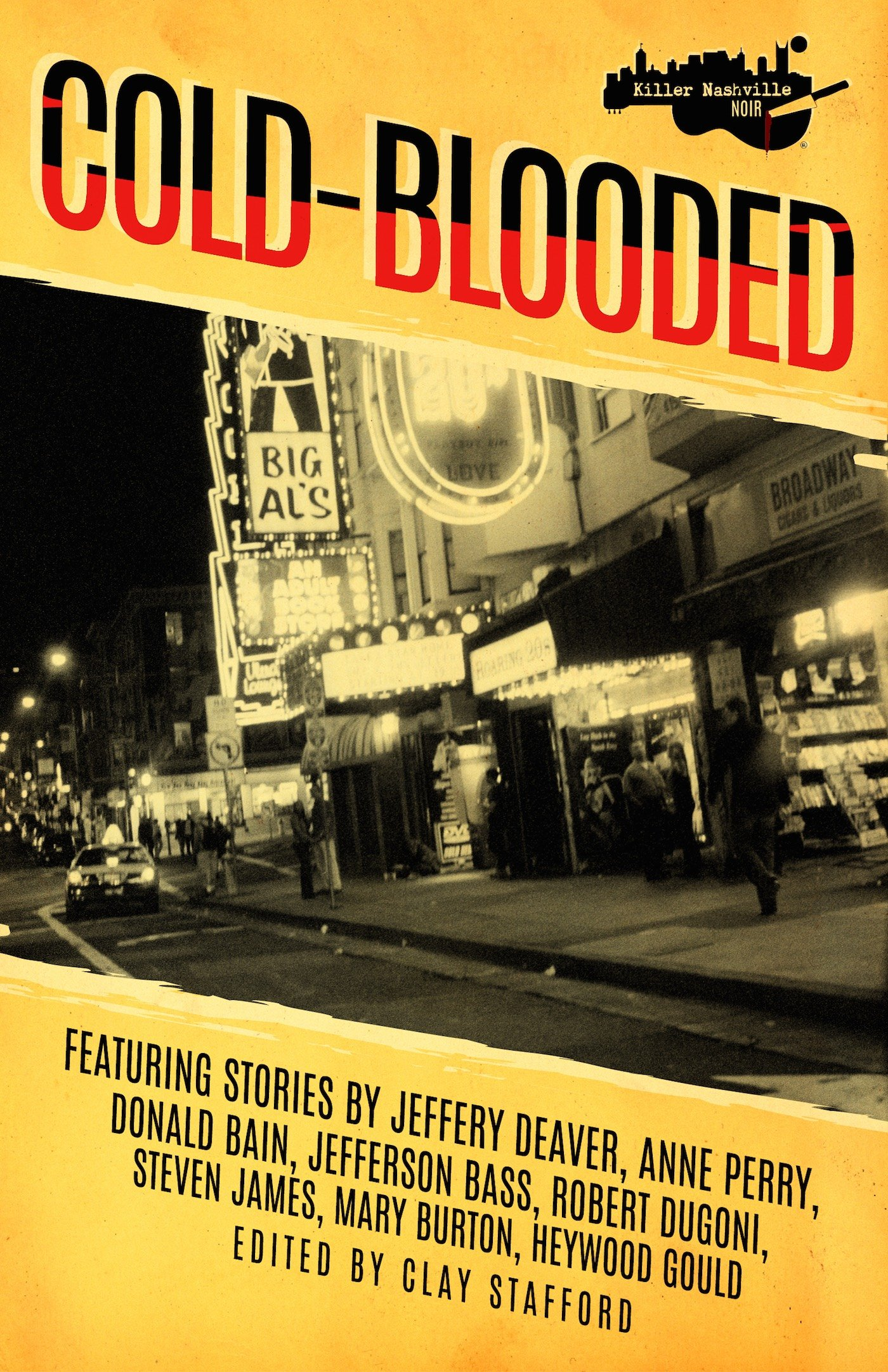 Killer Nashville Noir: Cold Blooded