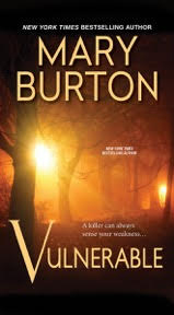Mary Burton VULNERABLE cover hi res