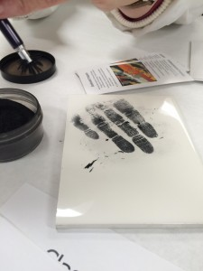 Mary Burton Forensic Facts VCU fingerprints