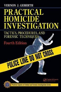 Practical Homicide Investigations