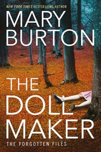 The cover of Mary Burton's book The Dollmaker