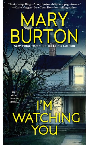 Cover of I'm Watching You