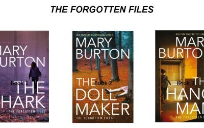 ALL THREE THE FORGOTTEN FILES TITLES ONLY $1.99 EACH