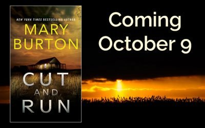 My Latest, Cut and Run, Debuts October 9th