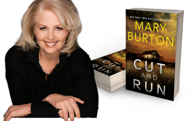 "USA TODAY'S HEA BLOG CALLS CUT AND RUN  ""MUST-READ ROMANTIC SUSPENSE"""