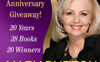 My Happy 20th Anniversary Giveaway