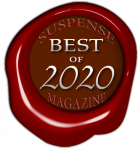 MaryBurton, Best of 2020 Suspense Magazine