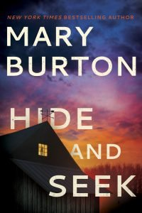 Mary Burton, Hide and Seek Cover